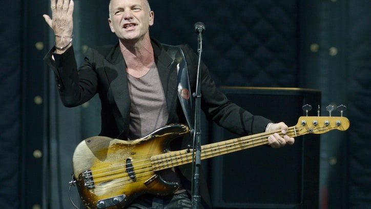 Watch Sting Perform 'The Last Ship' at 2014 Tony Awards