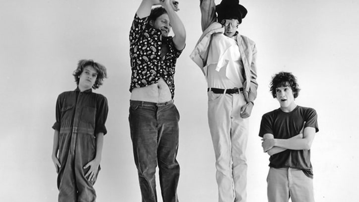 The Replacements Self-Destruct in 'Color Me Obsessed' - Premiere