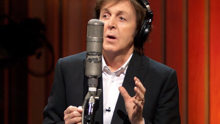Paul McCartney, 'I'm Gonna Sit Right Down and Write Myself a Letter' – Premiere