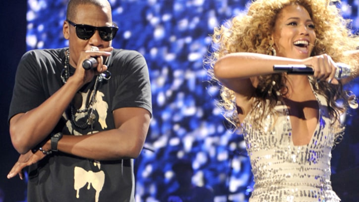 Beyonce Performs 'Crazy in Love' with Jay-Z at Barclays Center