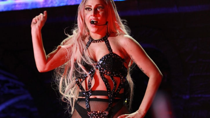 Lady Gaga Vomits Onstage in Barcelona
