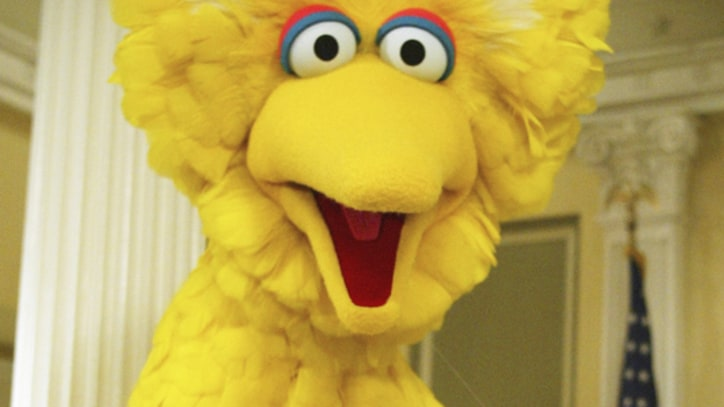 New Obama Ad Spotlights Big Bird