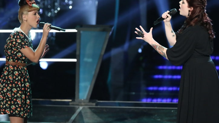 Cee Lo, Blake Shelton Fight Over Team Adam's Leftovers on 'The Voice'