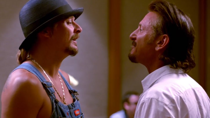 Kid Rock, Sean Penn Cross Political Divide in New Clip