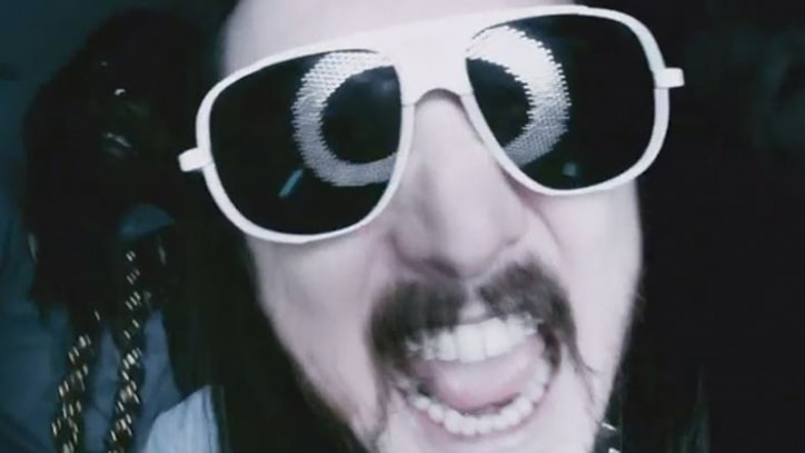 Steve Aoki Revs Up Party Ambulance in 'Emergency' – Premiere