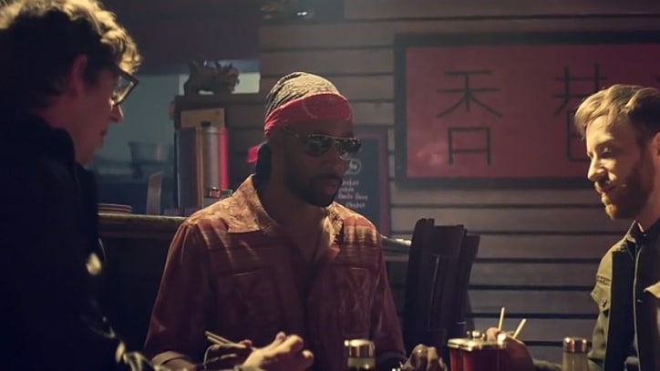 RZA, the Black Keys Battle to Determine 'The Baddest Man Alive'