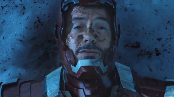 'Iron Man 3' Trailer Offers Dark Peek at New Film