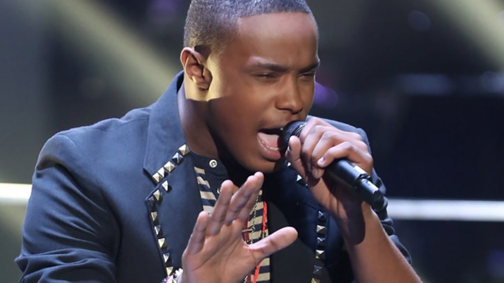 Team Cee Lo's Breakout Star Melts 'Titanium' on 'The Voice'