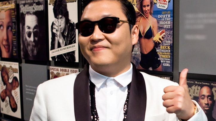 Psy Talks Breakout Success, Songwriting and Sunglasses
