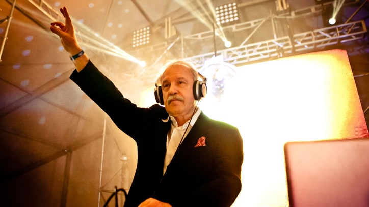 Giorgio Moroder Releases First New Song in 20 Years