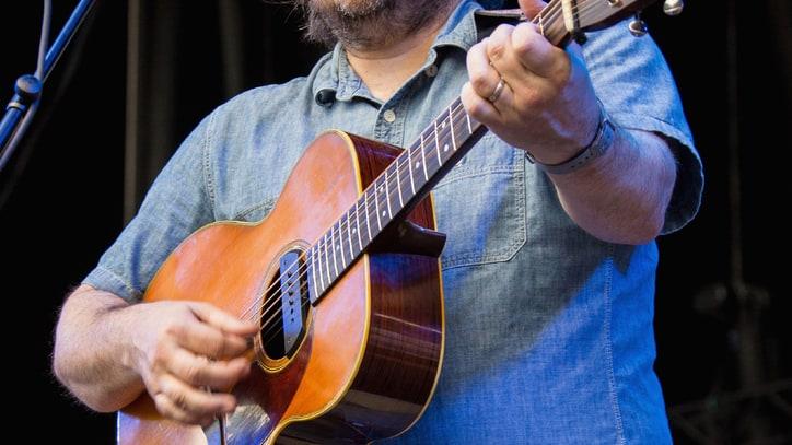 Hear Jeff Tweedy Unveil New Material at Mountain Jam