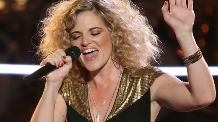 Team Blake Standout Takes a Dive on 'The Voice'