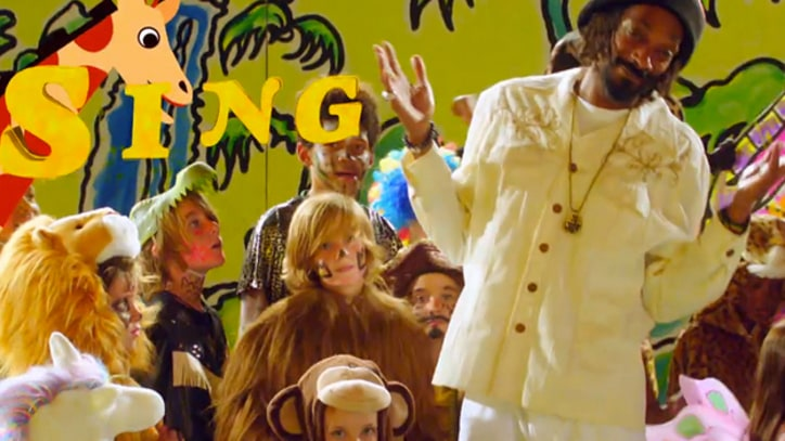 Snoop Lion Is for the Children in 'La La La'
