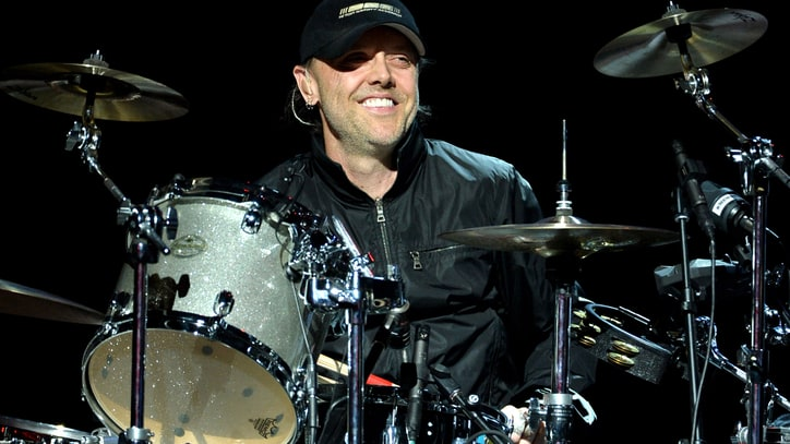 Will Ferrell and Chad Smith's Next Drum-Off Target: Lars Ulrich