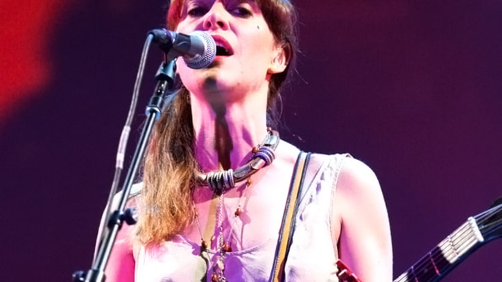 Feist Gets Eerie in 'Graveyard'