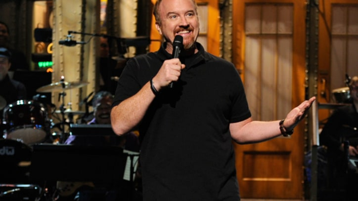 Louis C.K. Makes it Personal on 'SNL'