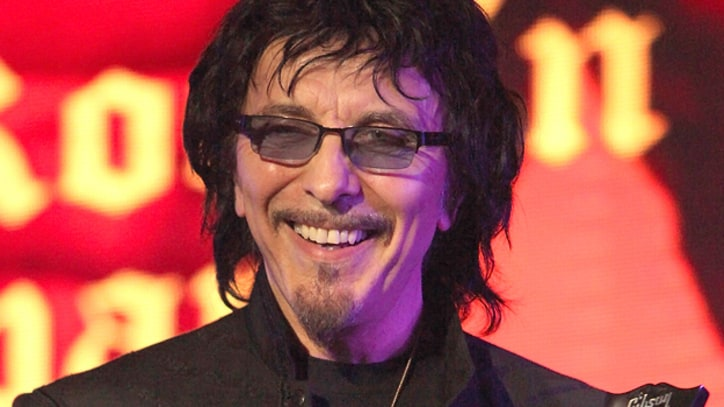 Black Sabbath 'Six Tracks in' to Recording New Album