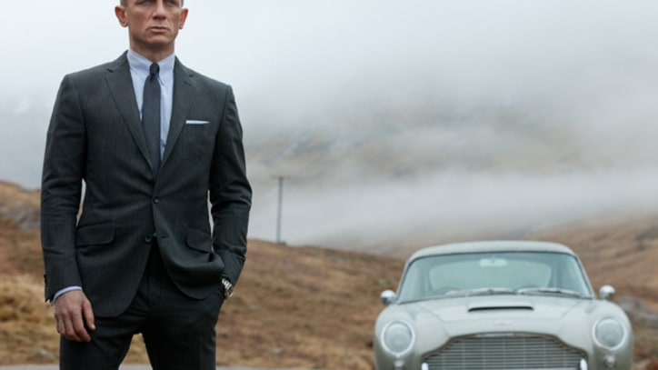 Travers: 'Skyfall' Is a Top Five Bond Movie