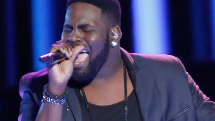 'The Voice' Hopeful Trevin Hunte Blows Away Competition