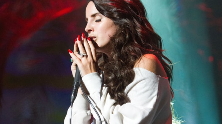 Lana Del Rey Goes Up in Smoke in 'Bel Air'