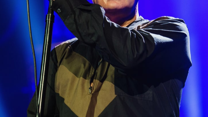 Morrissey Cancels Rest of U.S. Tour, Blames Illness