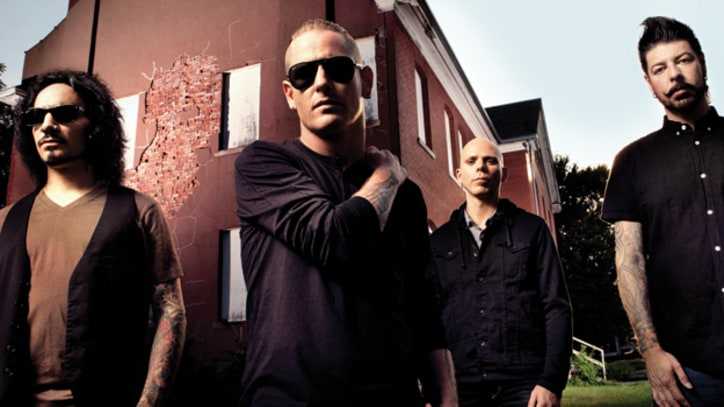 Stone Sour Warp Reality in 'Absolute Zero' - Premiere