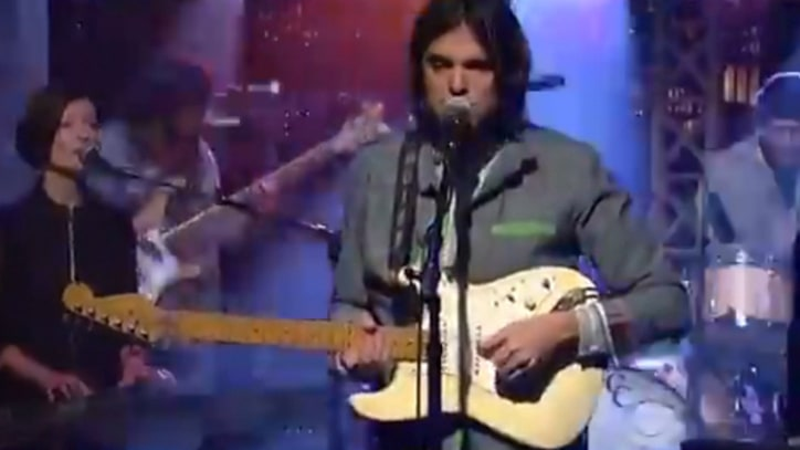 Dirty Projectors Steer Through 'About to Die' on 'Letterman'