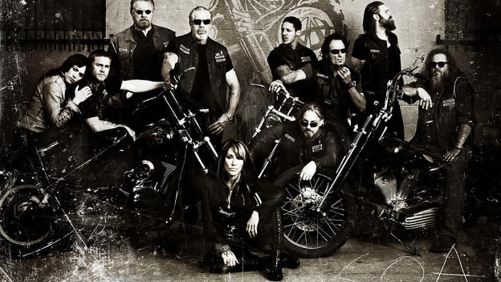 The Cast and Crew of 'Sons of Anarchy' Discuss the Series' Soundtrack - Premiere