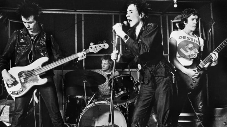 Flashback: The Sex Pistols Come to a Chaotic End