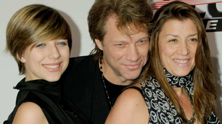 Jon Bon Jovi Speaks Out About Daughter's Heroin Overdose