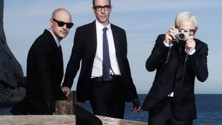 Above and Beyond Examine Betrayal in 'Alchemy' - Premiere