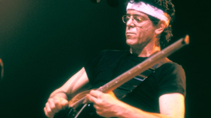 Flashback: Velvet Underground Stage a Very Brief Truce