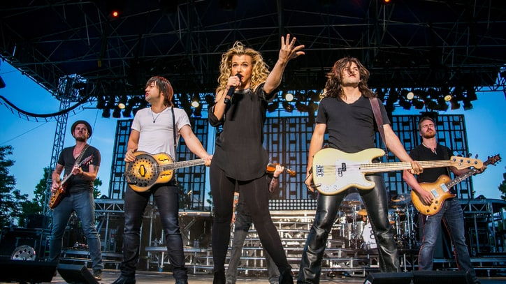 The Band Perry 'Snake' More Musical Influences Into the Studio