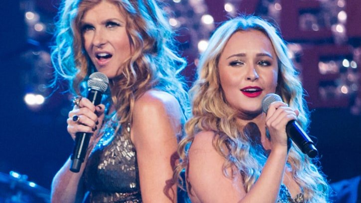 'Nashville' Star Connie Britton on Her 'Lovesick Blues' Duet With Hayden Panettiere