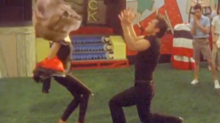 James Franco Channels 'Grease' for R.E.M. Clip