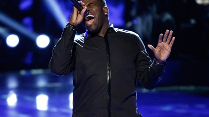 Trevin Hunte Gets Back in the Game on 'The Voice'