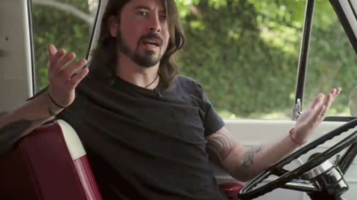 First Trailer for Dave Grohl's 'Sound City' Doc Unveiled