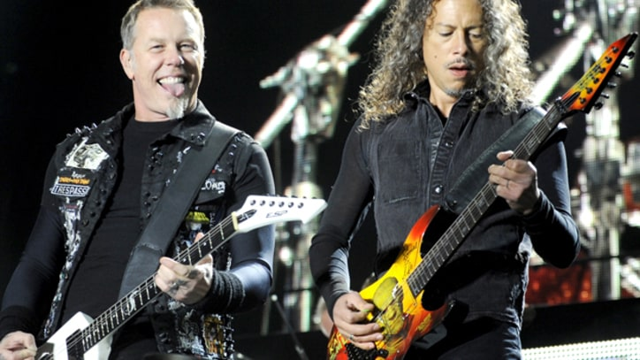Metallica Tear Through 'Master of Puppets' in Quebec