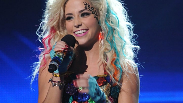 CeCe Frey Takes on Lady Gaga, Katy Perry on 'X Factor'