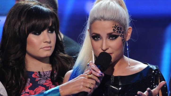'X Factor' Ousts CeCe Frey, Diamond White