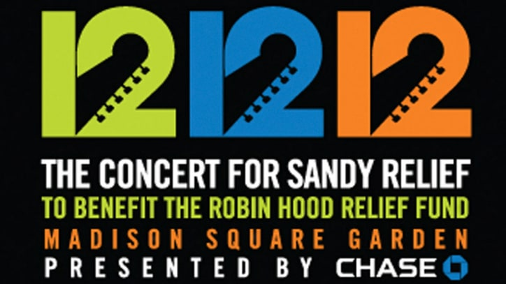 Watch '12-12-12: The Concert for Sandy Relief' Live