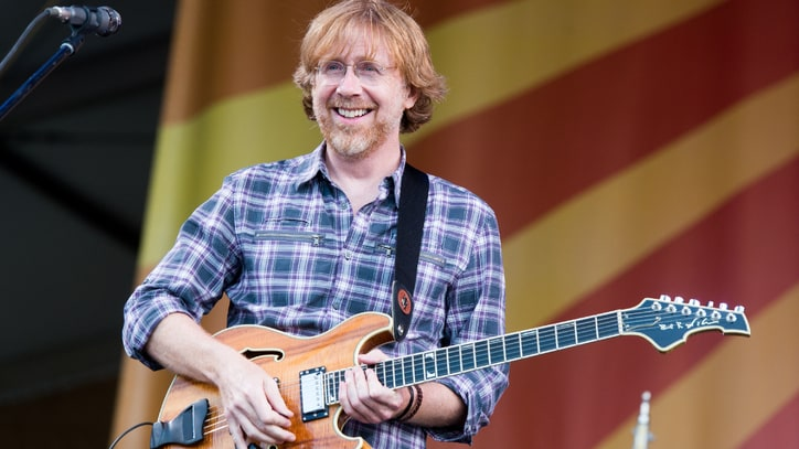 Phish Fry on Funky New 'Fuego' Track, '555'