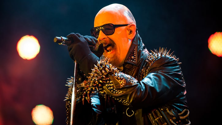 Hear Judas Priest's Thunderous New 'Dragonaut' - Premiere