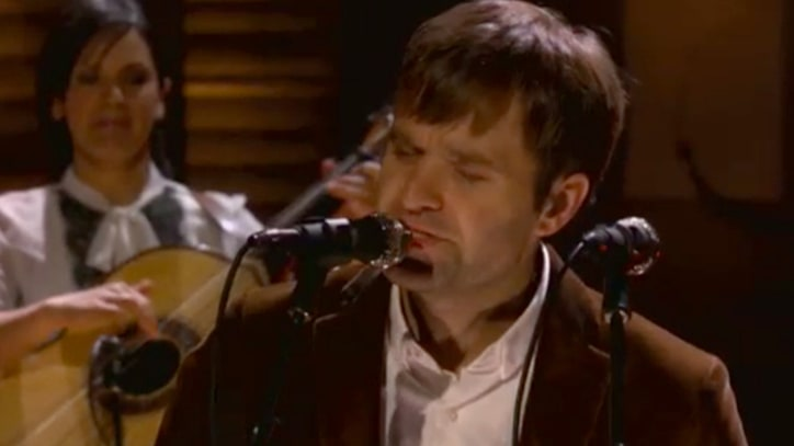 Ben Gibbard Fronts Mariachi Band on 'Conan'
