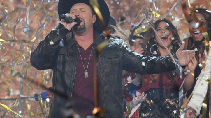 Predictable 'X Factor' Finale Crowns Tate Stevens Season Two Champ