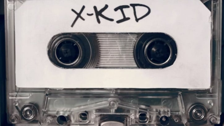 Green Day Roll Tape in 'X-Kid'