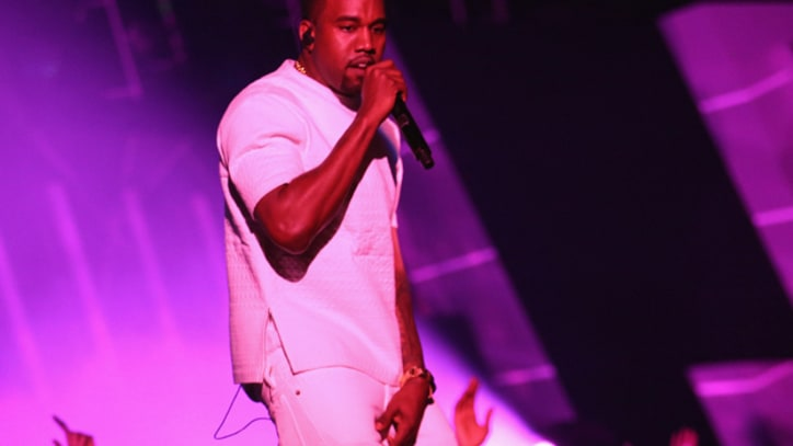 Kanye West: 'I Ain't Crazy, I'm Just Not Satisfied'