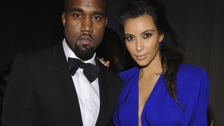 Kanye West: Kim Kardashian Is Pregnant