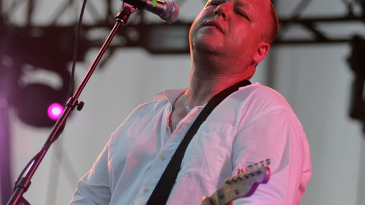 Flashback: The Pixies Reunite at Coachella in 2004