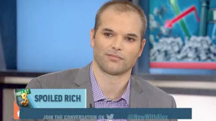 Taibbi Talks About the Bailout on MSNBC